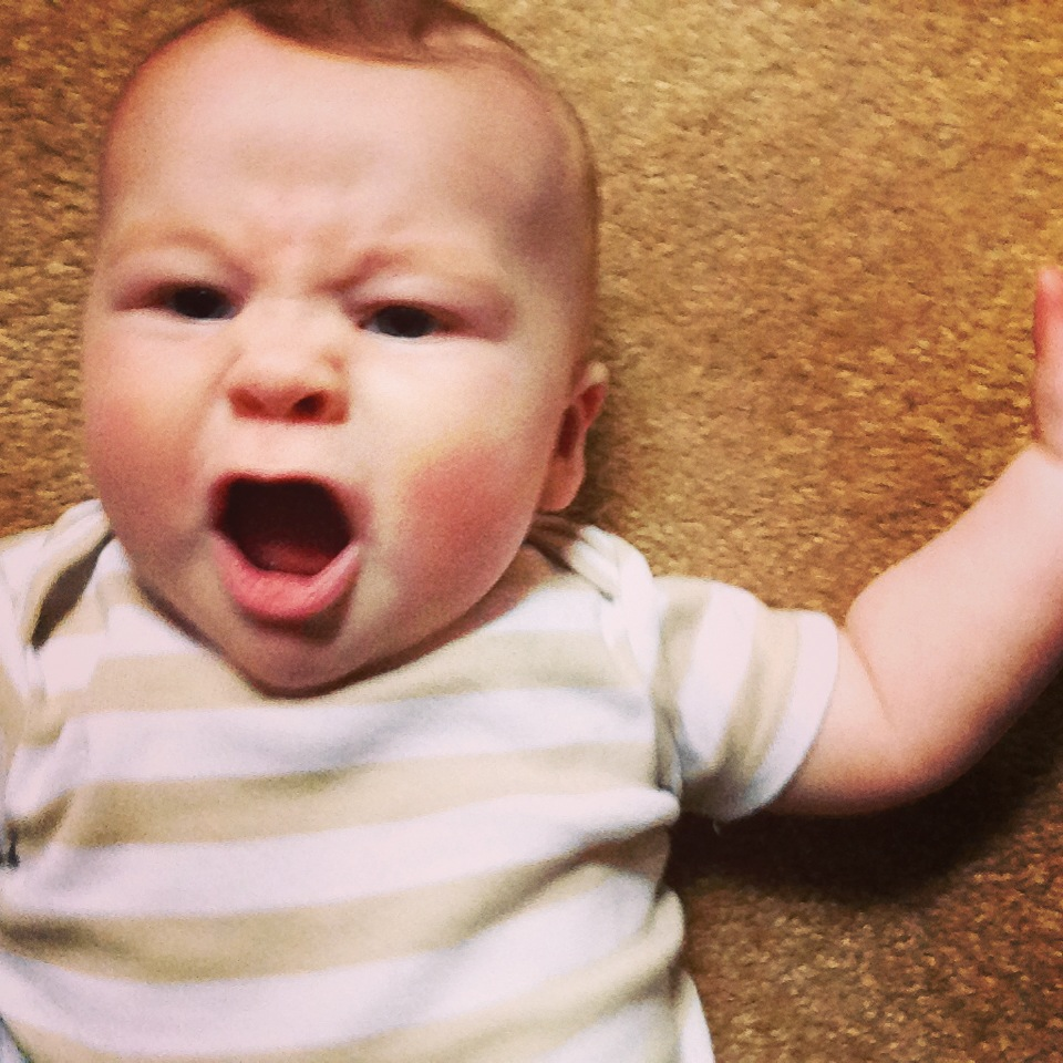 Funny baby pictures without captions